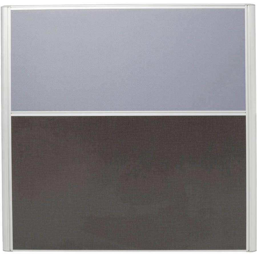 Image for RAPID SCREEN 1200 X 1250MM GREY from Office National Hobart