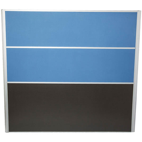 Image for RAPID SCREEN 1200 X 1650MM LIGHT BLUE from Office National Hobart