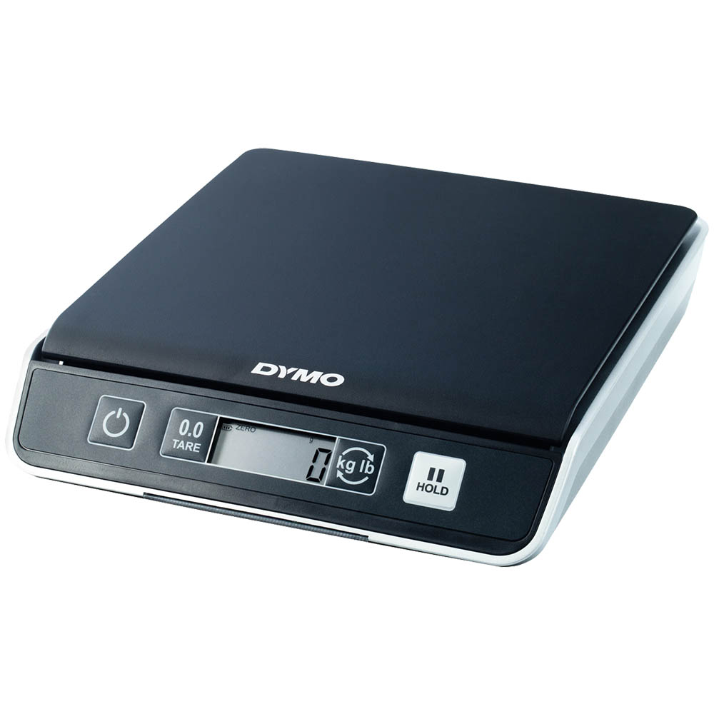 Image for DYMO M5 DIGITAL POSTAL SCALE USB 5KG BLACK from Chris Humphrey Office National