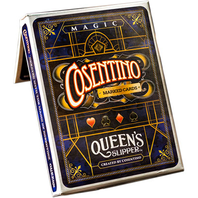 Image for QUEENS SLIPPER PLAYING CARDS COSENTINO from OFFICE NATIONAL CANNING VALE, JOONDALUP & OFFICE TOOLS OPD