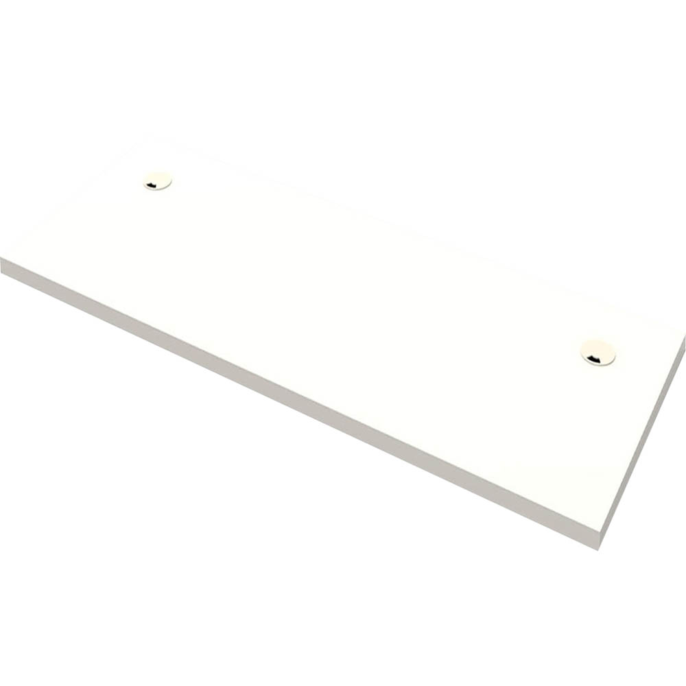 Image for RAPID SPAN TABLE TOP 1100 X 600MM WHITE from Pirie Office National