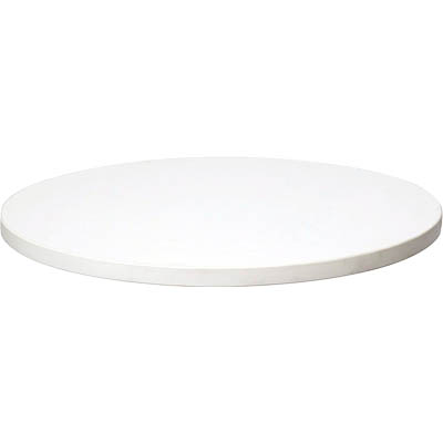 Image for RAPID SPAN TABLE TOP ROUND 1200MM WHITE from Wetherill Park / Smithfield Office National