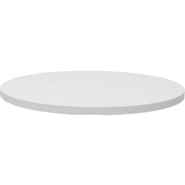 Image for RAPIDLINE TABLE TOP ROUND 600MM WHITE from Wetherill Park / Smithfield Office National
