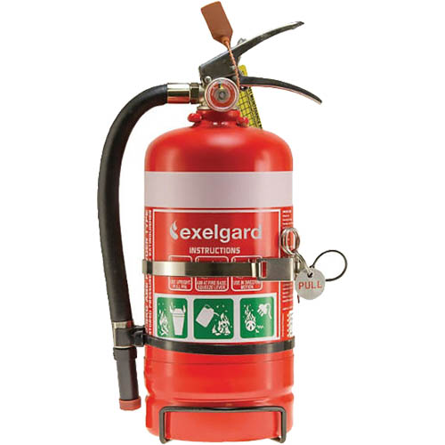 Image for BRADY FIRE EXTINGUISHER ABE DRY CHEMICAL 2KG from Copylink Office National