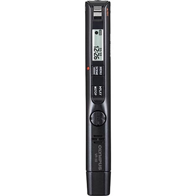Image for OLYMPUS VP-10 PEN STYLE VOICE RECORDER BLACK from Axsel Office National