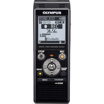 Image for OLYMPUS WS-853 DIGITAL VOICE RECORDER from Axsel Office National