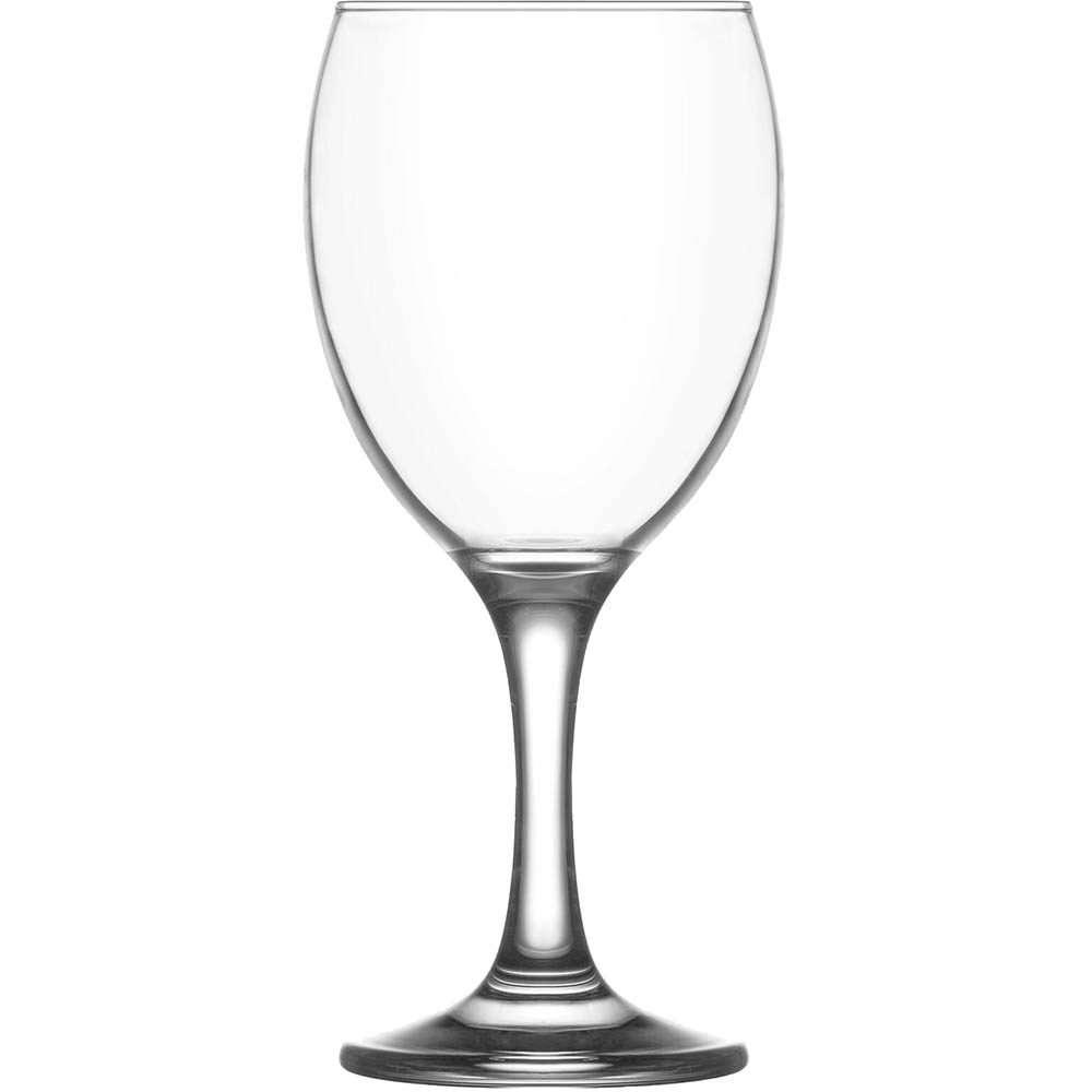 Image for LAV EMPIRE WINE GLASS 245ML BOX 6 from Office National Capalaba