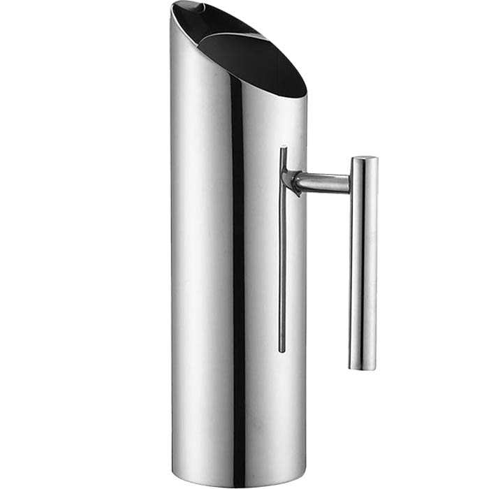 Image for CONNOISSEUR WATER JUG STAINLESS STEEL 1.8 LITRE from Pirie Office National