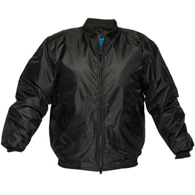 Image for PRIME MOVER MR304 BOMBER JACKET WATERPROOF WITH ZIP from Ezi Office Supplies Gold Coast