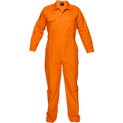 Image for PRIME MOVER MW922 LIGHTWEIGHT COVERALL WITH METAL STUD CLOSURE from OFFICE NATIONAL CANNING VALE, JOONDALUP & OFFICE TOOLS OPD