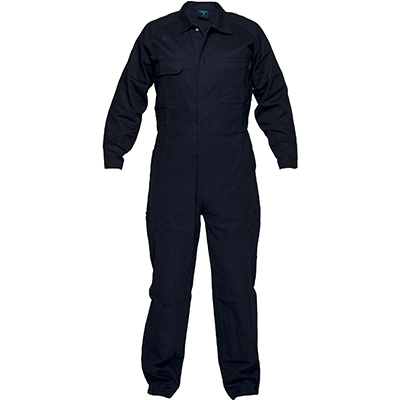 Image for PRIME MOVER MW915 COTTON DRILL REGULAR WEIGHT COVERALL NAVY from Emerald Office Supplies