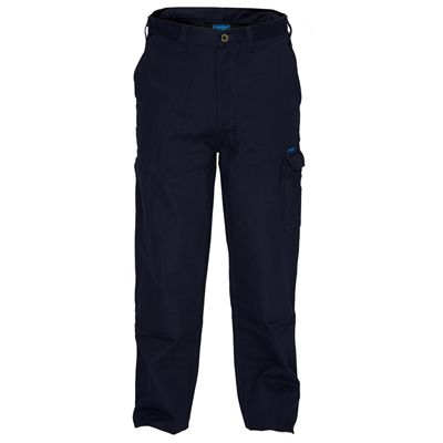 Image for PRIME MOVER MP700 COTTON DRILL PANTS WITH CARGO POCKETS from Emerald Office Supplies