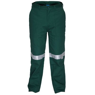 Image for PRIME MOVER MW705 COTTON DRILL STRAIGHT LEG PANT INTERNAL POCKETS WITH REFLECTIVE TAPE from OFFICE NATIONAL CANNING VALE, JOONDALUP & OFFICE TOOLS OPD