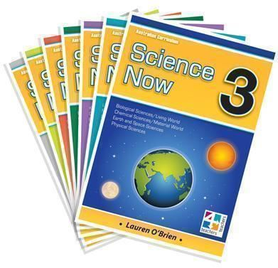 Image for SCIENCE NOW BOOK 2 from Office National Hobart