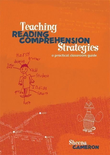 Image for TEACHING READING COMPREHENSION STRATEGIES BY SHEENA CAMERON from Office National Hobart
