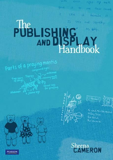 Image for PUBLISHING AND DISPLAY HANDBOOK BY SHEENA CAMERON from Office National Hobart