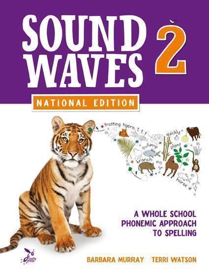 Image for SOUND WAVES STUDENT BOOK 2 from Office National Hobart