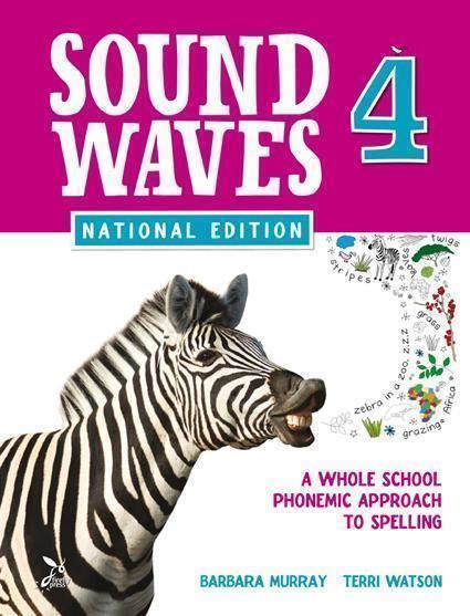 Image for SOUND WAVES STUDENT BOOK 4 from Office National Hobart
