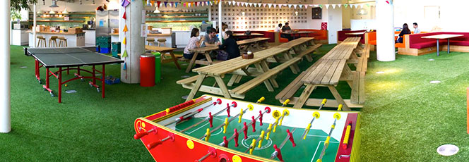 The 10 Coolest Offices In The World