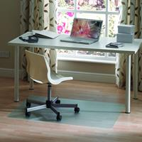 FLOORTEX CHAIRMAT RECYCLED HARD FLOOR 900 X 1200MM