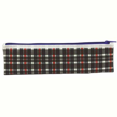 Image for CELCO TARTAN CASES 340 X 100MM ZIP TARTAN from SBA Office National