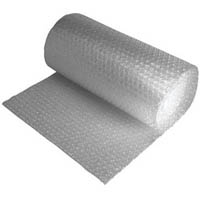 CUMBERLAND BUBBLE WRAP 500MM X 10M CLEAR