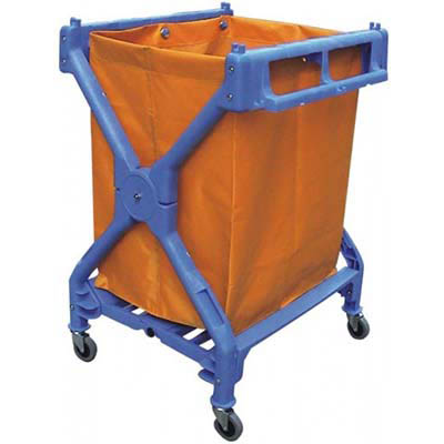 Image for CLEANLINK SCISSOR TROLLEY from SBA Office National