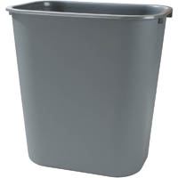 CLEANLINK RUBBISH BIN WITHOUT LID 36 LITRE