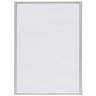 Bantex Poster Frame Snap A-Board 1 Side X A1 Silver 9Kg | Office ...