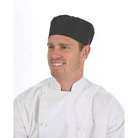 DNC CHEF HAT FLAT TOP