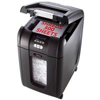 REXEL AUTO+300 OFFICE SHREDDER
