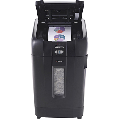Image for REXEL AUTO+750 DEPARTMENTAL SHREDDER from Pirie Office National
