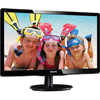 PHILIPS 246V5LHAB LED MONITOR 24 INCH