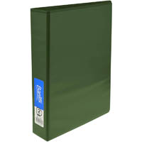 BANTEX INSERT RING BINDER 2D 38MM A4 GREEN