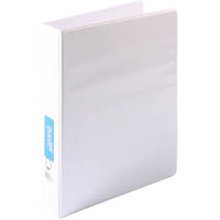 BANTEX INSERT RING BINDER 2D 38MM A4 WHITE