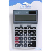 NICEDAY CALCULATOR DESKTOP LARGE 12 DIGIT