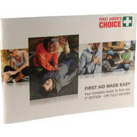 TRAFALGAR FIRST AID MADE EASY MANUAL