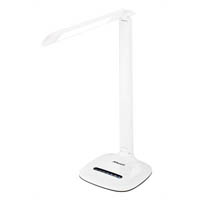 REXEL ACTIVITA DAYLIGHT DESK LAMP STRIP WHITE