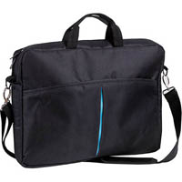 JASTEK BUSINESS LAPTOP SIDE BAG 15 INCH BLACK