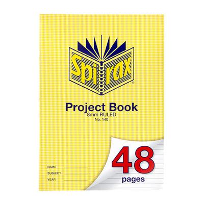 Project Books and Jotta pads