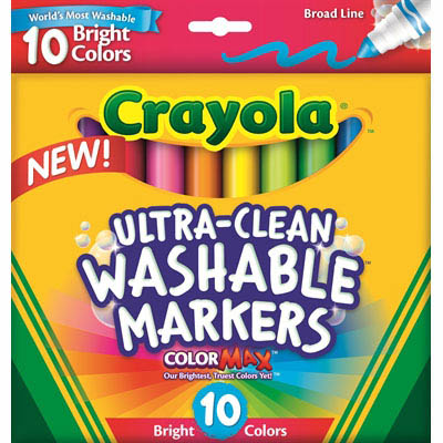 Crayola Colouring Markers