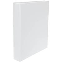 MARBIG CLEARVIEW INSERT HALF ARCH FILE A4 WHITE