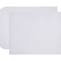 CUMBERLAND X-RAY PLAINFACE ENVELOPES UNGUMMED 368 X 445MM 120GSM WHITE BOX 250