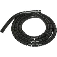 KENSINGTON CABLE TUBE 2030MM BLACK