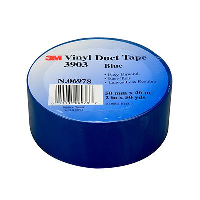 Image for SCOTCH 3903 VINYL TAPE 50.8MM X 45.7M BLUE from Office National Limestone Coast