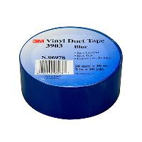 SCOTCH 3903 VINYL TAPE 50.8MM X 45.7M BLUE