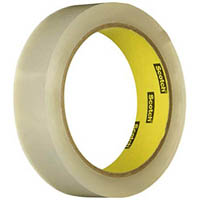 SCOTCH 600 TRANSPARENT TAPE REFILL 25.4MM X 65.8M