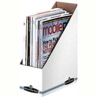 FELLOWES BANKERS BOX MAGAZINE FILE A4