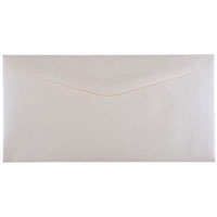 COLOURFUL DAYS PEARLESCENT ENVELOPE DL OYSTER PACK 15