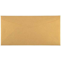 COLOURFUL DAYS PEARLESCENT ENVELOPE DL GOLD PACK 15
